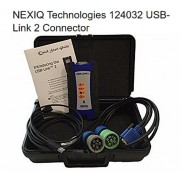 124032 NEXIQ Technologies 124032 USB-Link 2 Connector Kit