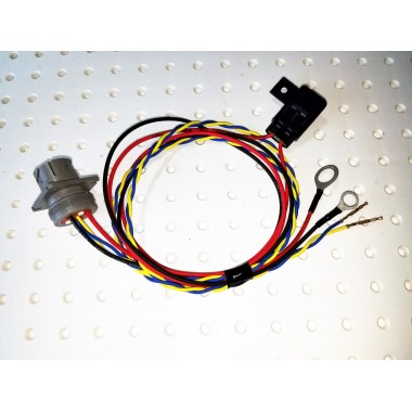 HDP 2 Wire to 6 Pin Duetz Wiring Update Kit for 2 Wire Data Truck Adaptor Connector