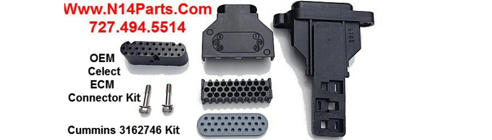 Celect ECM Connector OEM Kit