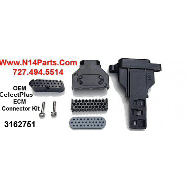 3162751 (OEM B) Connector Kit M11 & N14 CelectPlus ECM for (1996 & Newer) 3096662, 3408300, 3408303 Engine Computers
