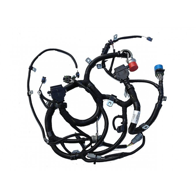 cummins engine wiring harnesses sensors solenoids 3417468 m11 cummins 1996 newer celectplus injector sensor engine external harness