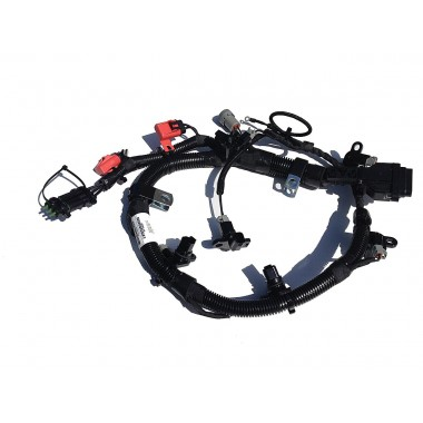 3076352 cummins n14 celect external engine injector wiring harness Porsche Engine Wiring Harness