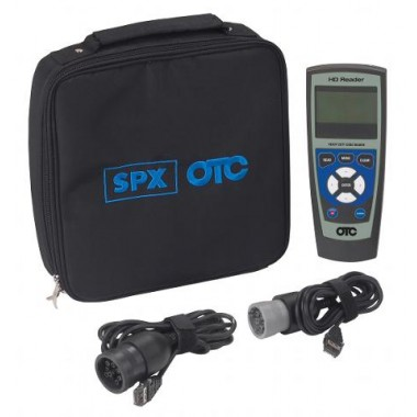 OTC 3418 Diesel Engine Scanner (Most Heavy Duty & Medium Duty Trucks)