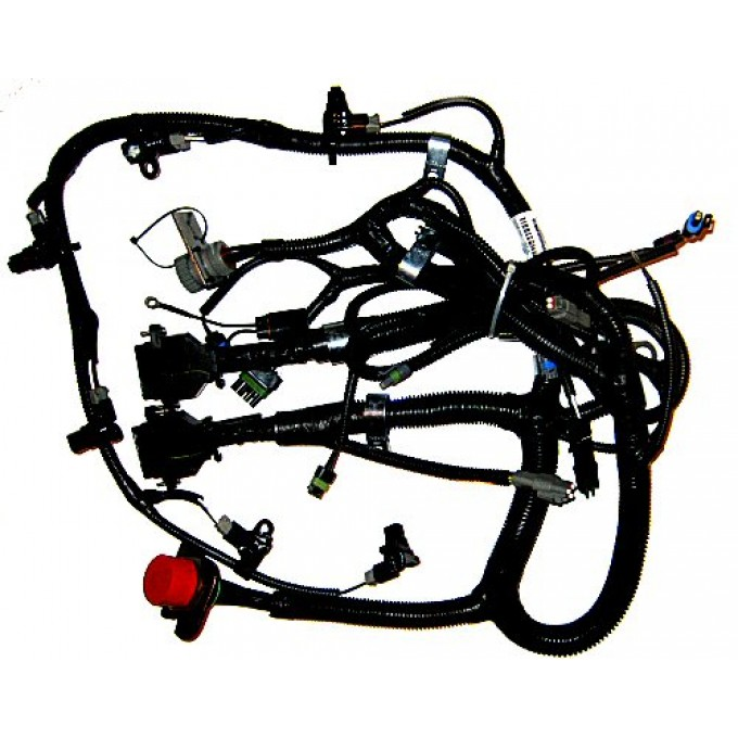 3411481 cummins (1996 & newer) n14 celectplus engine ... cummins qsk60 wiring harness #9