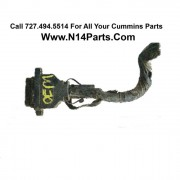 3162747 OEM B ECM Used Connector for L10, M11 & N14 Celect Engines (Prior to 1996) 3084473, 3618046, 3619037 Engine Computers