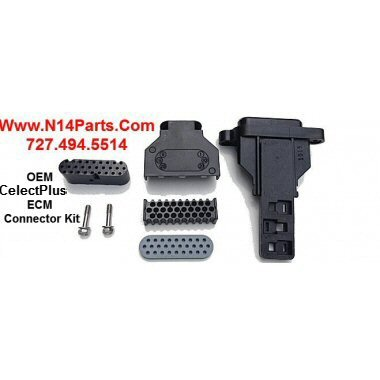 3162752 (INJECTOR C) Connector Kit M11 & N14 CelectPlus ECM for (1996 & Newer) 3096662, 3408300, 3408303 Engine Computers