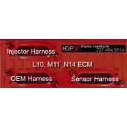 cummins engine wiring harnesses sensors solenoids cummins ecm drawing