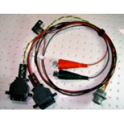 "Celect Communication Wiring Harness with Duetz Connector, for OEM ""B & C"" Connector for L10, M11 & N14 Celect ECM (Prior to 1996) 3084473, 3618046, 3619037 Engine Computers"