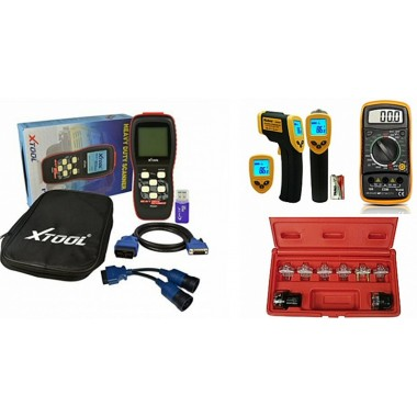 Premium Electronic Test Kit For All Cummins L10, M11, N14 Engines