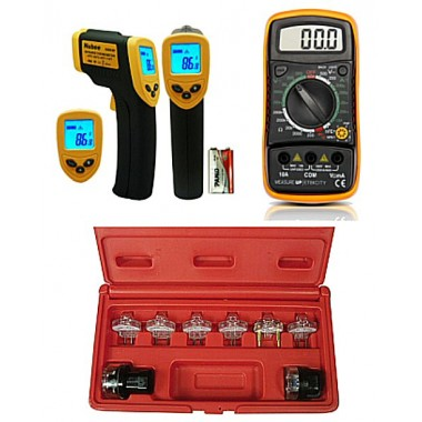 HDP Electronic Test Kit For All Cummins L10, M11, N14 Engines