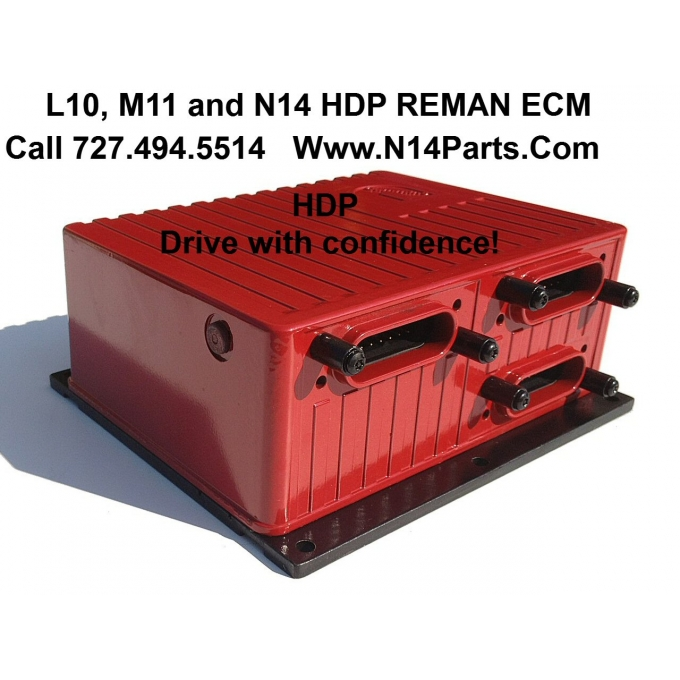 HDP Remanufactured Cummins Celect  ECM (Prior to 1996) 3084473, 3618046, 3619037 & CelectPlus ECM,(1996 & Newer) 3096662, 3408300, 3408303 Engine Computers